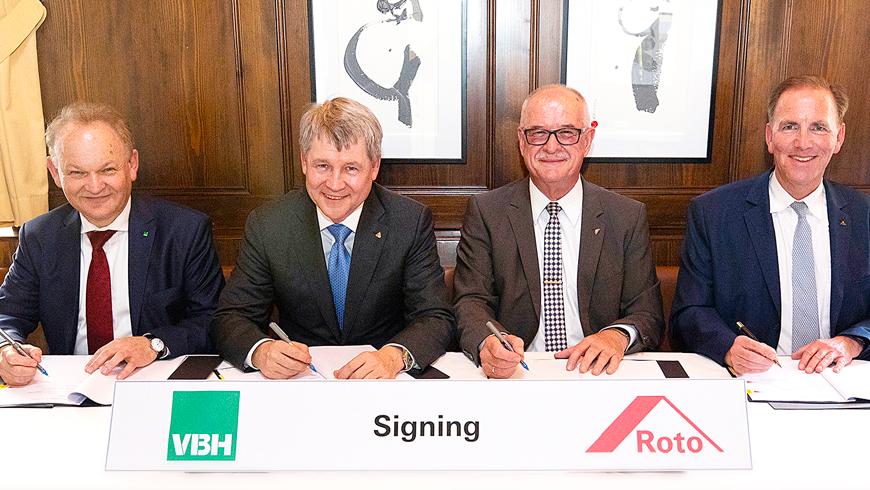 Roto e VBH: uma solução baseada em parceria